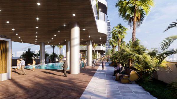 Nhận Booking Căn Hộ Sunshine Continental 2Mt Tô Hiến Thành,Tặng Sân Vườn Siêu Đẹp - 528604