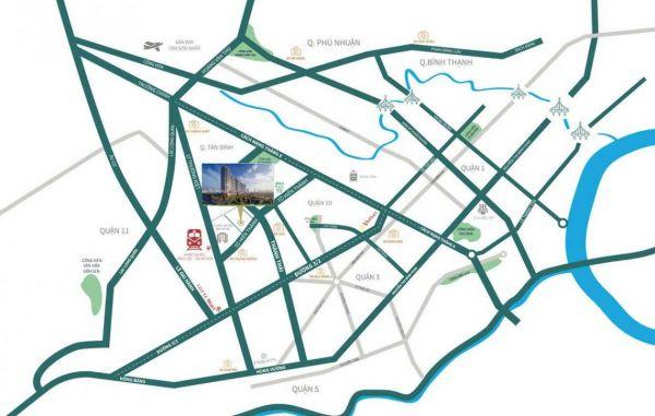 Nhận Booking Căn Hộ Sunshine Continental 2Mt Tô Hiến Thành,Tặng Sân Vườn Siêu Đẹp - 528628