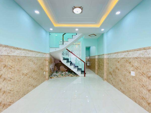Nhà Đất Nguyễn Trường - Bán Nhà Quận Gò Vấp - Diện Tích 3.5Mx4.5M - 530902