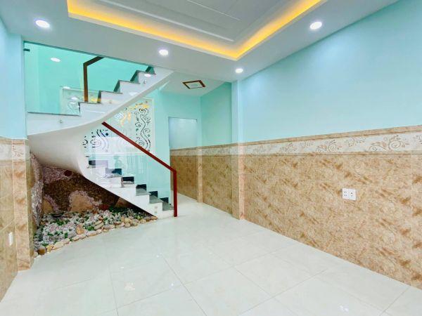 Nhà Đất Nguyễn Trường - Bán Nhà Quận Gò Vấp - Diện Tích 3.5Mx4.5M - 530908