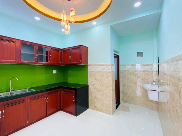 Nhà Đất Nguyễn Trường - Bán Nhà Quận Gò Vấp - Diện Tích 3.5Mx4.5M - 530920