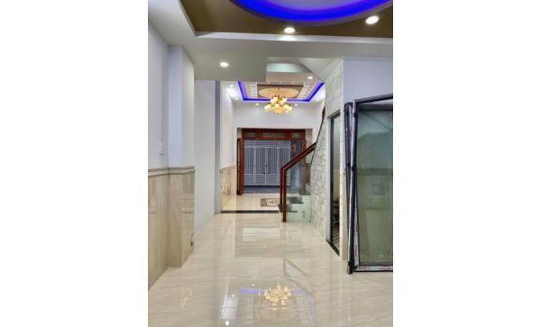 Nhà Đất Nguyễn Trường - Bán Nhà Quận Gò Vấp - Diện Tích 3.5Mx4.5M - 530935