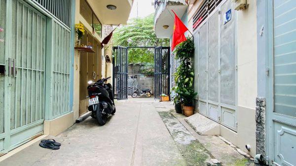 Nhà Đất Nguyễn Trường - Bán Nhà Quận Gò Vấp - Diện Tích 3.5Mx4.5M - 530959