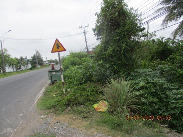 Đất Mặt Tiền Đg 902 Đối Diện Xưởng Đóng Tàu Tp Vinhlong - 533119