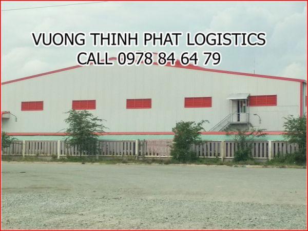 Cho Thuê Kho Xưởng Mặt Tiền Đường Tuyến 2, Ấp 4, Hóc Môn,Dt 2.500M2 - 534913