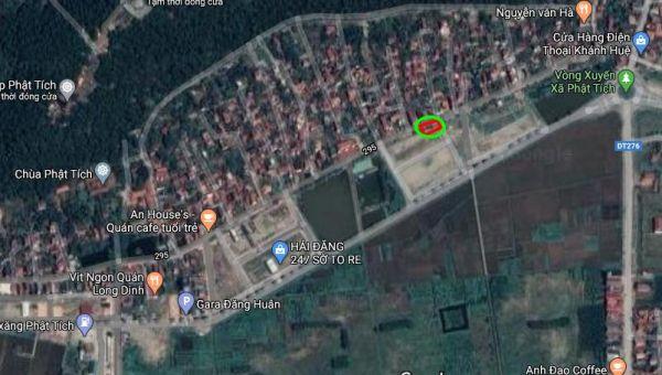 Chính Chủ Bán Lô Đất Giãn Dân Phật Tích, Huyện Tiên Du, Bắc Ninh - 535261