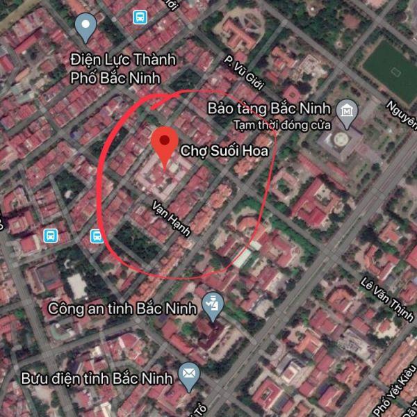 Chính Chủ Bán Kiot Chợ Suối Hoa, Tp Bắc Ninh, Bắc Ninh - 535555