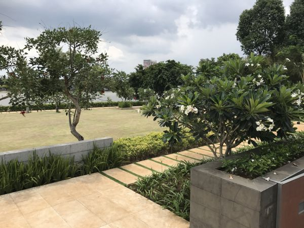 Bán Biệt Thự Ven Sông Saigon Thảo Điền, Khu Compound, Dt 800M2, 3 Tầng, Sổ Hồng - 535735