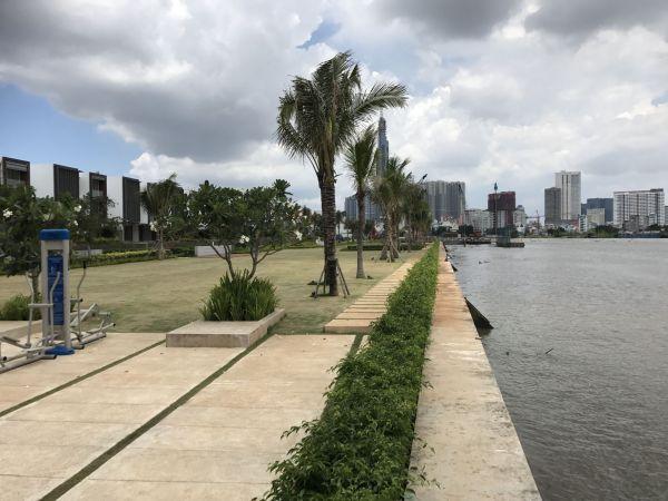 Bán Biệt Thự Ven Sông Saigon Thảo Điền, Khu Compound, Dt 800M2, 3 Tầng, Sổ Hồng - 535741
