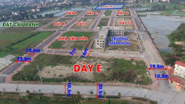 Cần Tìm Chủ Mới Cho Lô Góc E34, Phường Kim Chân, Tp Bắc Ninh - 536008