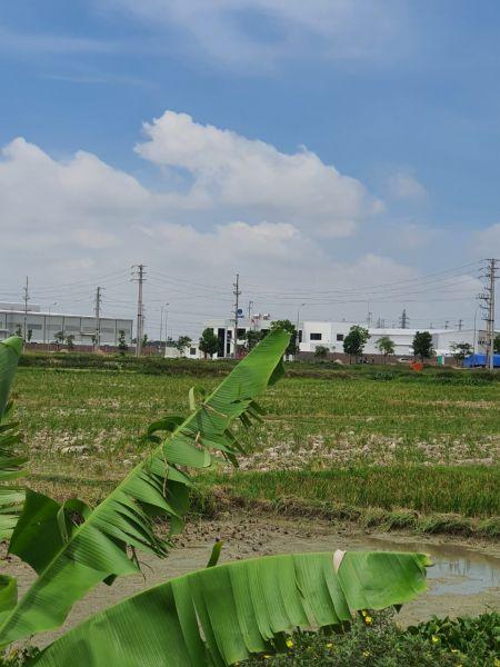 Bán Lô Đất Thổ Cư Quế Tân Gần Kcn Quế Võ 3, Bắc Ninh - 536110