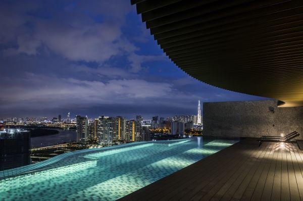 Căn Hộ Penthouse Waterina Suites, 2 Tầng, Tt 50% Nhận Nhà, Ck 6% - 536182