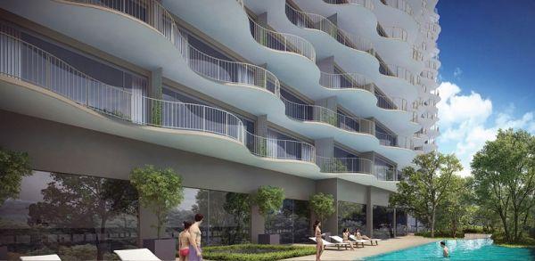 Căn Hộ Penthouse Waterina Suites, 2 Tầng, Tt 50% Nhận Nhà, Ck 6% - 536185