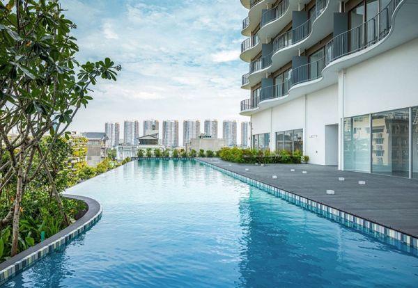 Căn Hộ Penthouse Waterina Suites, 2 Tầng, Tt 50% Nhận Nhà, Ck 6% - 536188