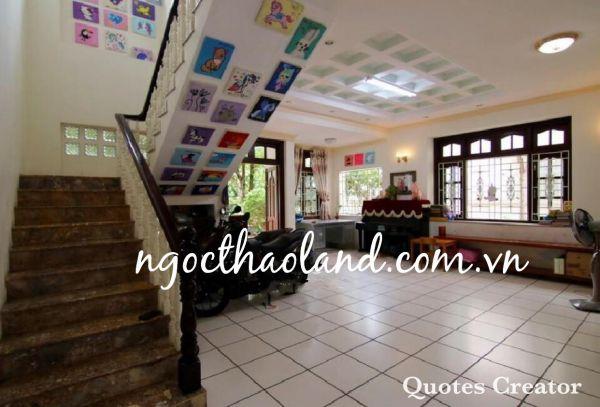 Bán Villa Số 90/ 3 Đường Quốc Hương Phường Thảo Điền, Quận 2, Dt 16X23, 45 Tỷ - 536272