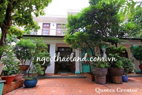 Bán Villa Số 90/ 3 Đường Quốc Hương Phường Thảo Điền, Quận 2, Dt 16X23, 45 Tỷ - 536293