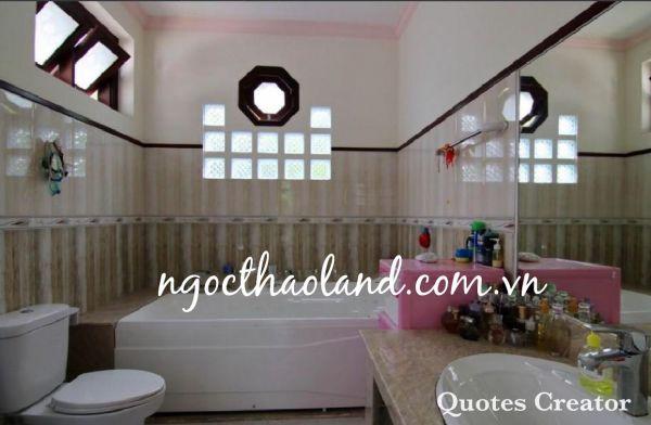 Bán Villa Số 90/ 3 Đường Quốc Hương Phường Thảo Điền, Quận 2, Dt 16X23, 45 Tỷ - 536296