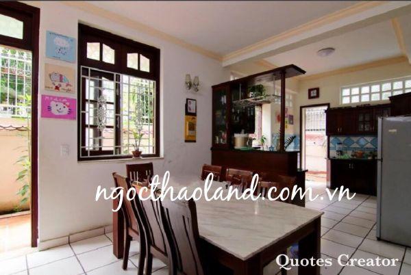 Bán Villa Số 90/ 3 Đường Quốc Hương Phường Thảo Điền, Quận 2, Dt 16X23, 45 Tỷ - 536302