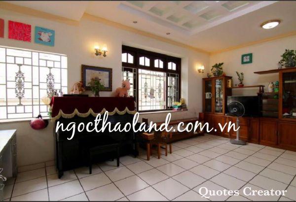 Bán Villa Số 90/ 3 Đường Quốc Hương Phường Thảo Điền, Quận 2, Dt 16X23, 45 Tỷ - 536305