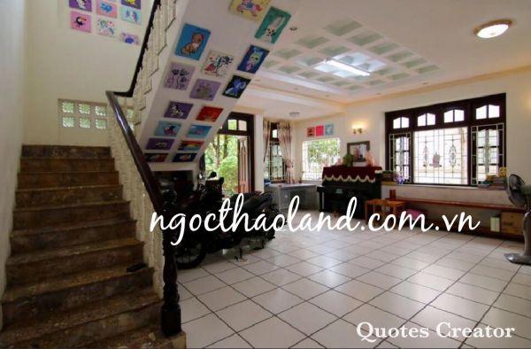 Bán Villa Số 90/ 3 Đường Quốc Hương Phường Thảo Điền, Quận 2, Dt 16X23, 45 Tỷ - 536311