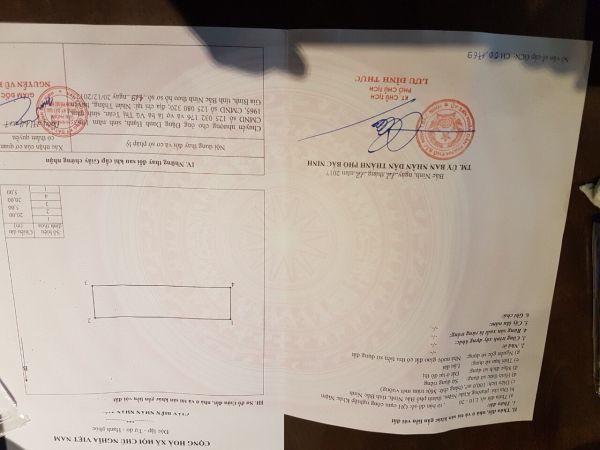 Chính Chủ Bán Lô L10-20 Khắc Niệm, Tp Bắc Ninh - 536764