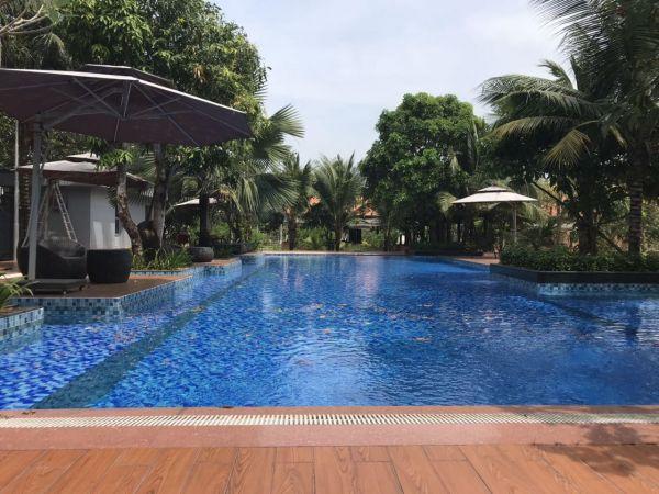 Dinh Thự Vườn Sinh Thái Quạn 9, 1 Hecta, Đầy Đủ Tiện Ích, Gần Vinhomes Q9, Giá 87 Tỷ - 536941