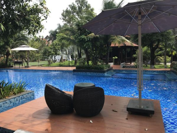Dinh Thự Vườn Sinh Thái Quạn 9, 1 Hecta, Đầy Đủ Tiện Ích, Gần Vinhomes Q9, Giá 87 Tỷ - 536944