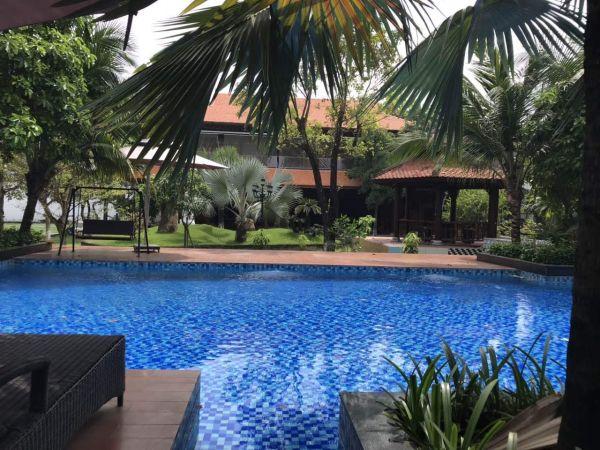 Dinh Thự Vườn Sinh Thái Quạn 9, 1 Hecta, Đầy Đủ Tiện Ích, Gần Vinhomes Q9, Giá 87 Tỷ - 536947