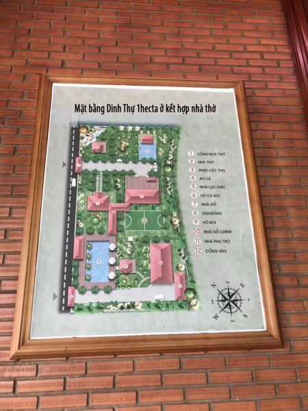 Dinh Thự Vườn Sinh Thái Quạn 9, 1 Hecta, Đầy Đủ Tiện Ích, Gần Vinhomes Q9, Giá 87 Tỷ - 536962