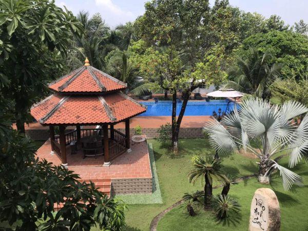 Dinh Thự Vườn Sinh Thái Quạn 9, 1 Hecta, Đầy Đủ Tiện Ích, Gần Vinhomes Q9, Giá 87 Tỷ - 536965