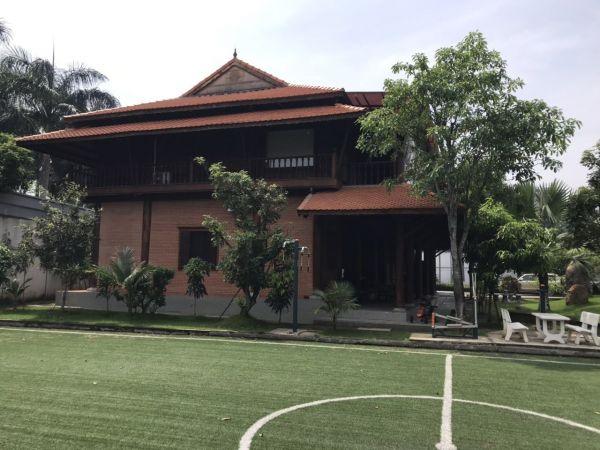 Dinh Thự Vườn Sinh Thái Quạn 9, 1 Hecta, Đầy Đủ Tiện Ích, Gần Vinhomes Q9, Giá 87 Tỷ - 536968