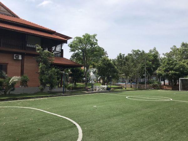 Dinh Thự Vườn Sinh Thái Quạn 9, 1 Hecta, Đầy Đủ Tiện Ích, Gần Vinhomes Q9, Giá 87 Tỷ - 536971