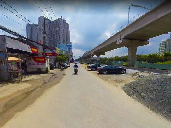 Bán Lô Đất 2000M2 Thảo Điền Q2, Xa Lộ Hà Nội Ngay Sát Vincom Mega Mall - 537037
