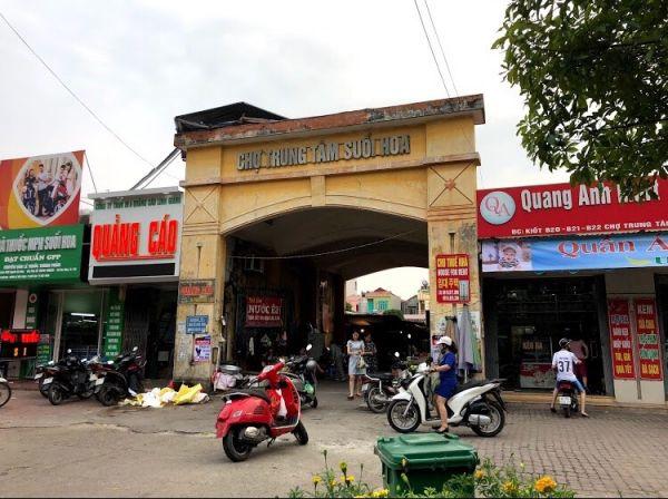Cần Bán Ki Ốt Chợ Suối Hoa, Thành Phố Bắc Ninh, - 537067