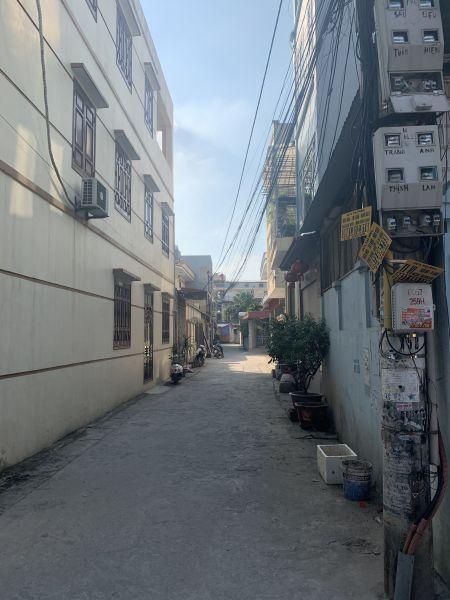 Bán Nhà 2 Tầng, 2 Mặt Tiền Gần Đường Lớn Nguyễn Văn Cừ. - 537664