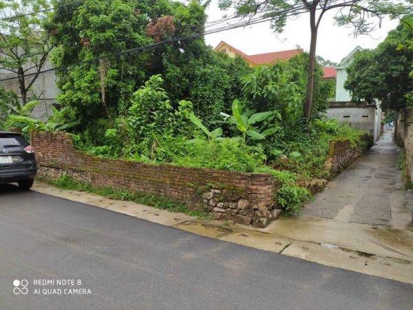 Chính Chủ Cần Bán Lô Đất Mặt Đường Thôn Đông Sơn Xã Việt Đoàn Tiên Du - 537919