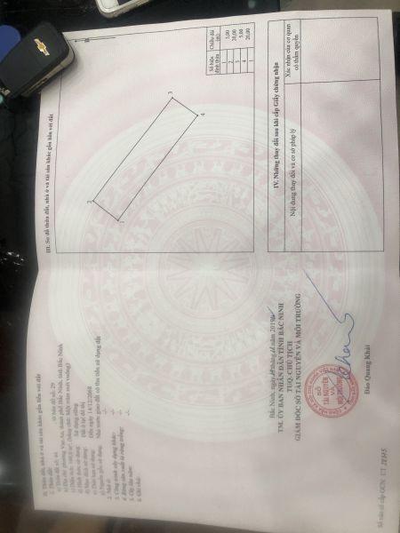 Chính Chủ Bán Lô Cl3-11 Vạn An. - 537925