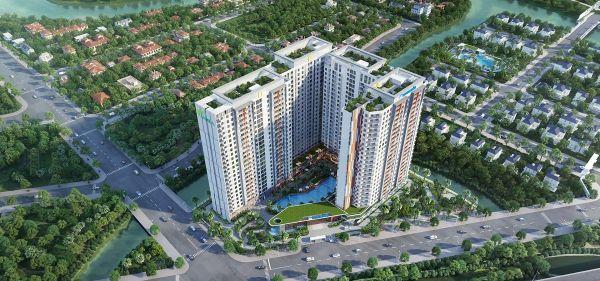 Căn Penthouse Jamila Khang Điền, Q9, 256M2, Bán Giá Tốt 10.3 Tỷ - 538084