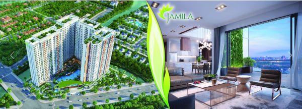 Căn Penthouse Jamila Khang Điền, Q9, 256M2, Bán Giá Tốt 10.3 Tỷ - 538090