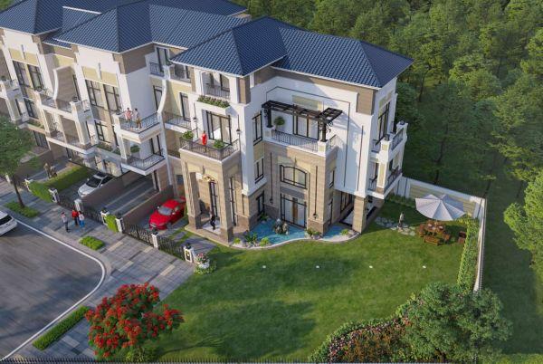 Hot Bán Căn Biệt Thự Verosa Khang Điền, Giá Từ 13.3 Tỷ/ 104M2, Ls 0%, Vay 70% - 538543