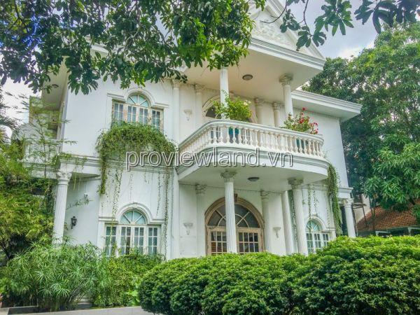 Cần Bán Biệt Thự Thảo Điền Quận 2, Mặt Tiền Trần Ngọc Diện, Sân Vườn Hồ Bơi - 538660