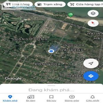 Bán Đất Lối 2 Đường 20, Dt 300M2 Giá 6Xxtr/M, Đối Diện Khu Cáp Treo Cửa Lò Lh 0919-807-896 - 540145