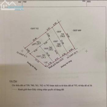 Bán Đất Khối 6 Nghi Hương Giá Hơn 500 Triệu/Nền Lh 0919-807-896 - 540472