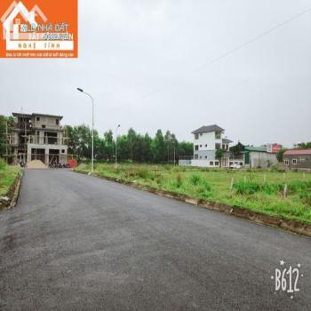 Bán Đất Đẹp Ngay Cạnh Quảng Trường Bình Minh Thị Xã Cửa Lò - 540526