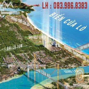 Sở Hữu Lô Đất Đẹp Ngay Trung Tâm Thị Xã Cửa Lò - 541645