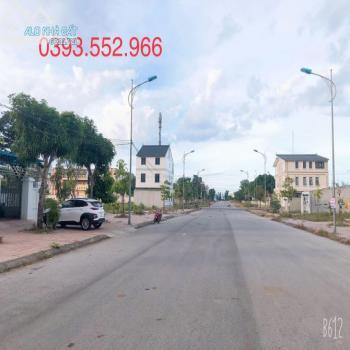 Bán Đất Nền Khu Đô Thị Nguyễn Sinh Cung,, Thị Xã Cửa Lò ( 0393-552 -966 ) - 541855