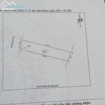 Bán Đất Phường Quán Bàu, Đường Rộng 5M - 543307
