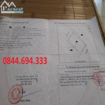 Đất Xóm 16 Đức Thọ Xã Hưng Lộc Ngõ Đường Trần Khánh Dư - 543604