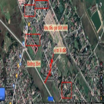 Đất Xóm 16 Đức Thọ Xã Hưng Lộc Ngõ Đường Trần Khánh Dư - 543610