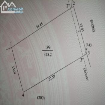 Đất Nghi Ân Đẹp Cho Nhà Đầu Tư Và Những Người Thích Ở Nhà Vườn Cảnh Quê Yên Bình - 543658